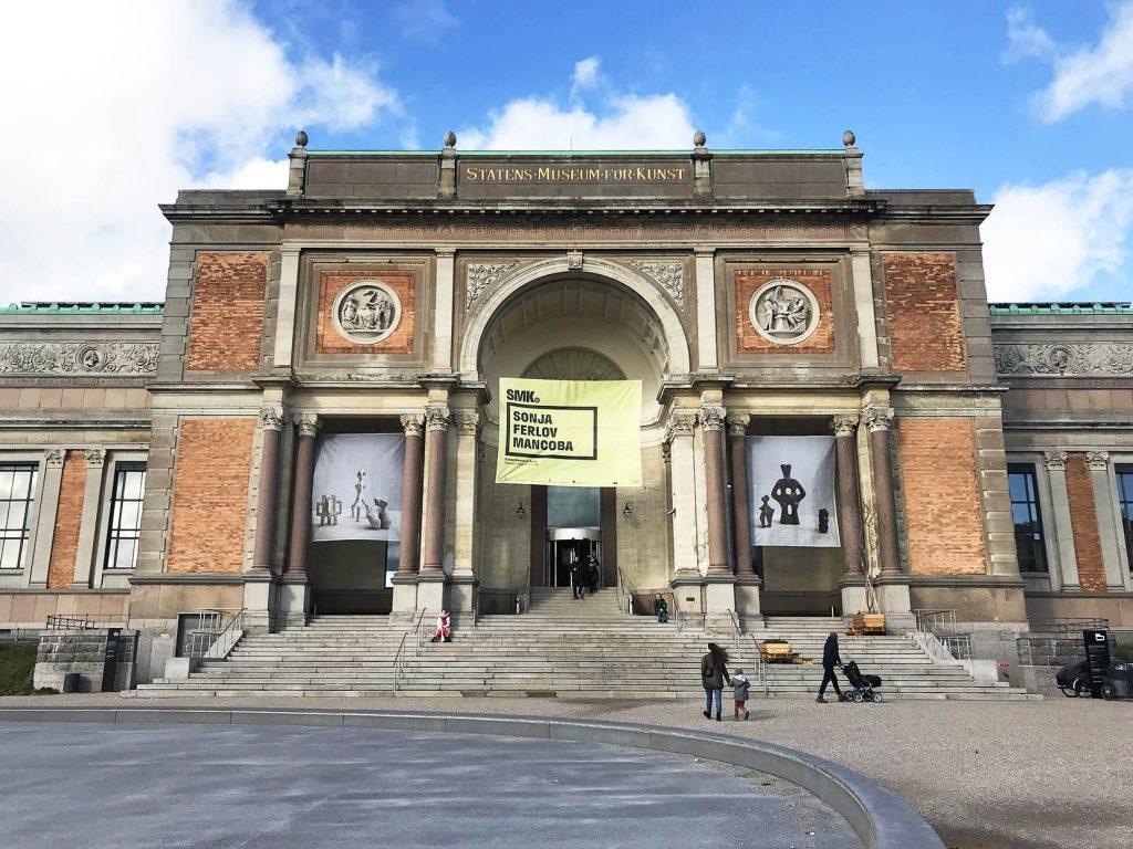 デンマーク コペンハーゲン国立美術館