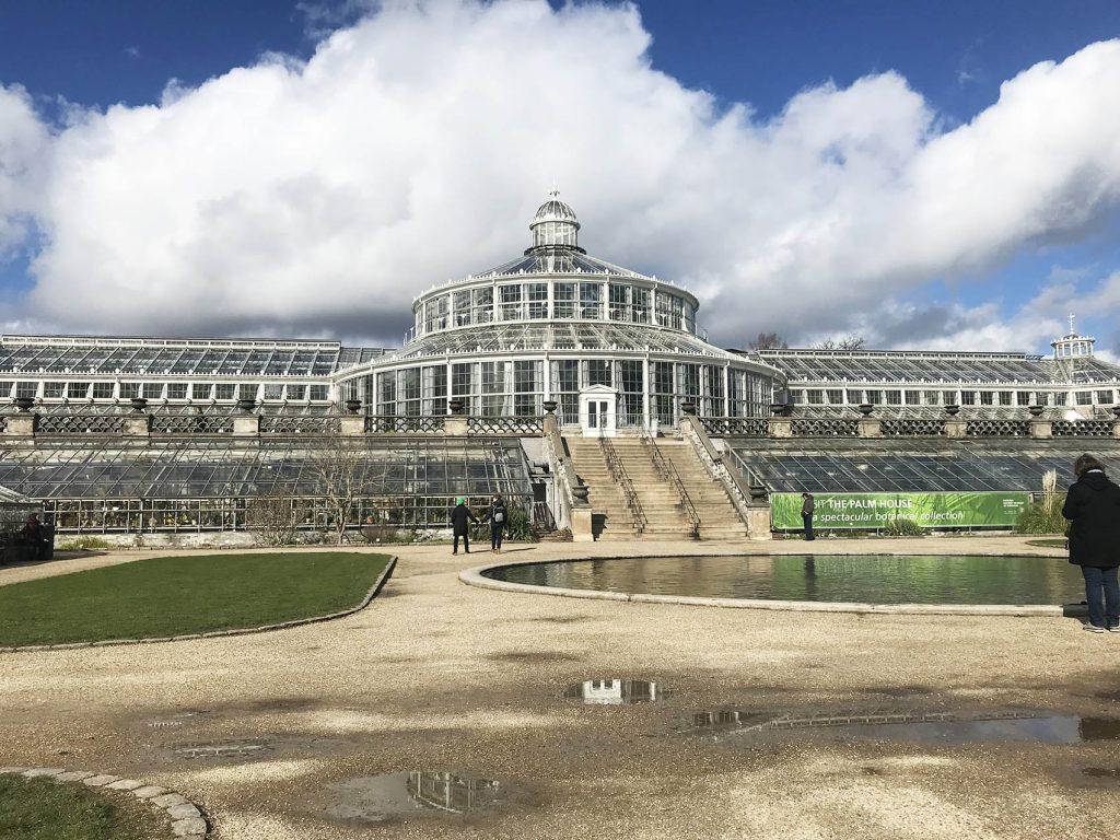 デンマークの植物園 コペンハーゲン大学植物園